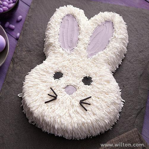 Fluffy Bunny Cake