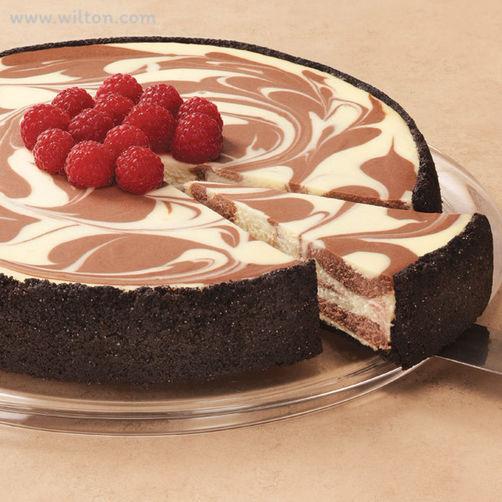 chocolate-marble-cheesecake