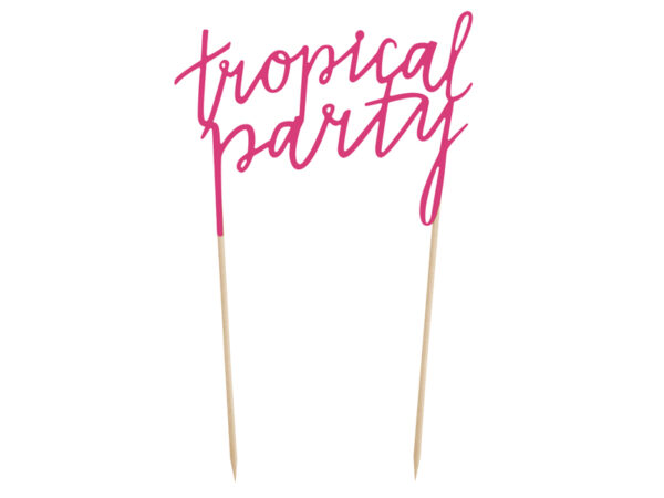TOPPER NA TORT TROPICAL PARTY 33