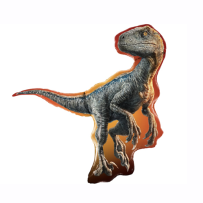 BALON FOLIOWY JURASSIC WORLD 97 CM