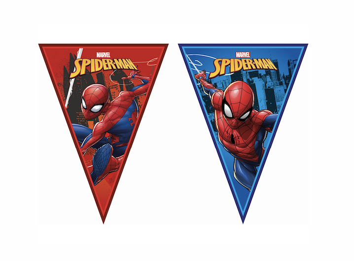 GIRLANDA SPIDERMAN 2,3 M