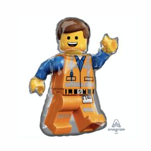 BALON FOLIOWY LEGO 81 CM