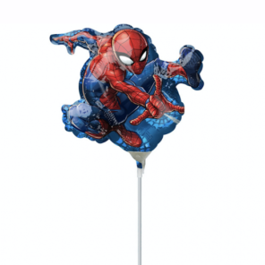 BALON FOLIOWY SPIDERMAN 25 CM