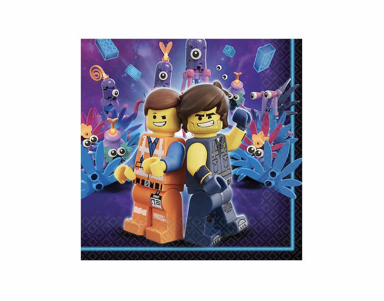 SERWETKI PAPIEROWE LEGO