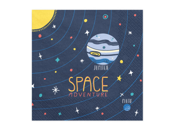 SERWETKI SPACE 1