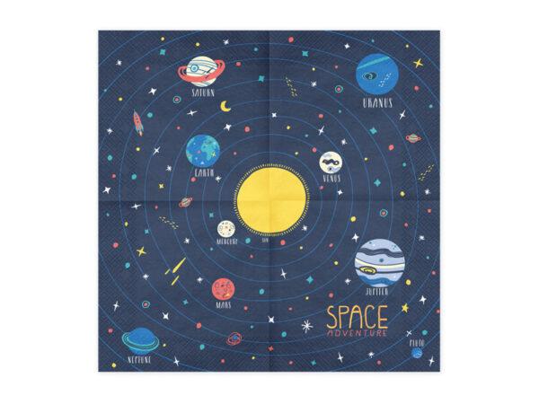 SERWETKI SPACE 2