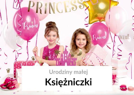 Urodziny księżniczki ciastkożercy