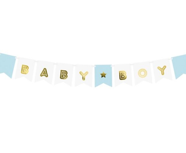 GIRLANDA BABY BOY