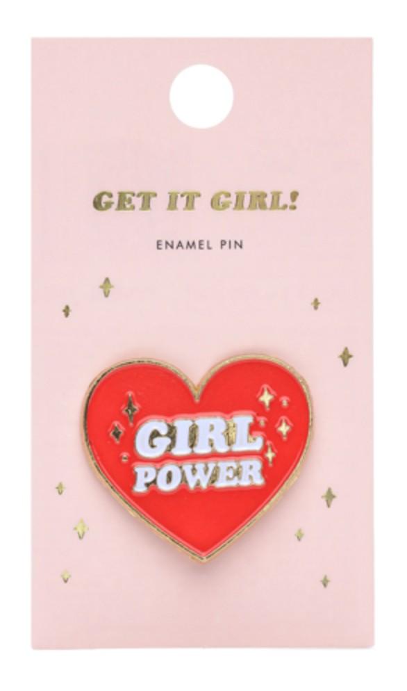 PRZYPINKA GIRL POWER 3
