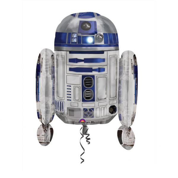 BALON STAR WARS R2D2 66 CM