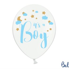 BALON IT'S A BOY 30 CM