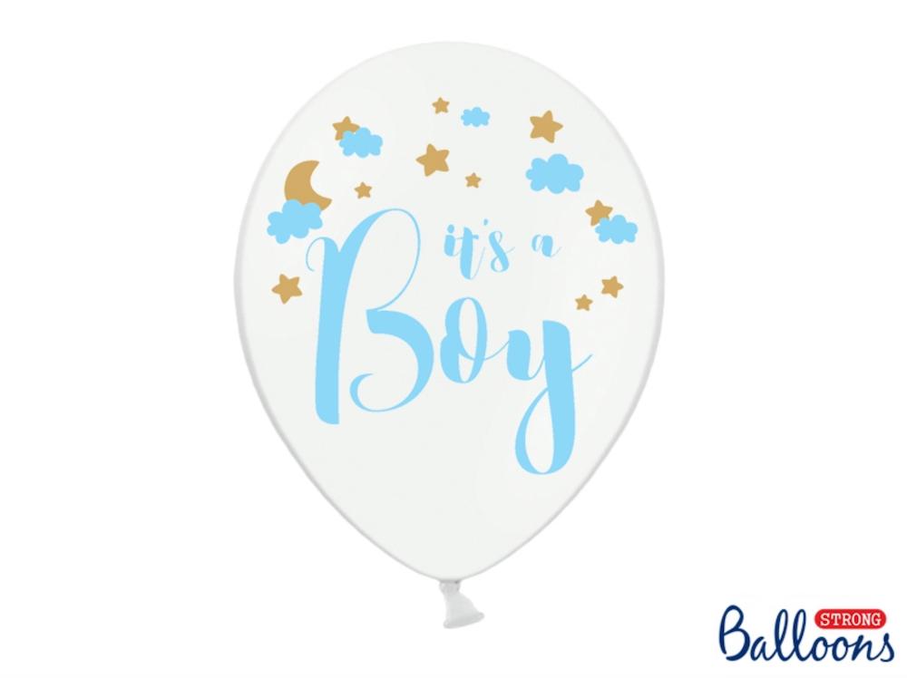 BALON IT'S A BOY 30 CM