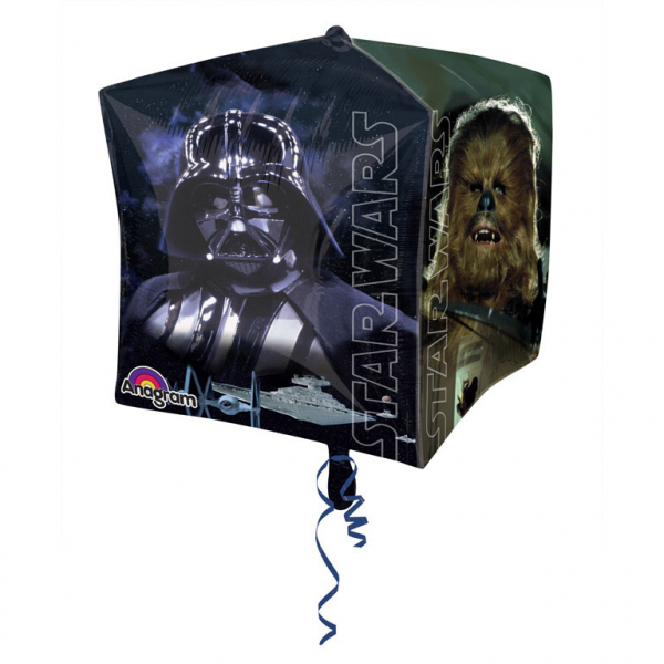 BALON KOSTKA STAR WARS 38 CM