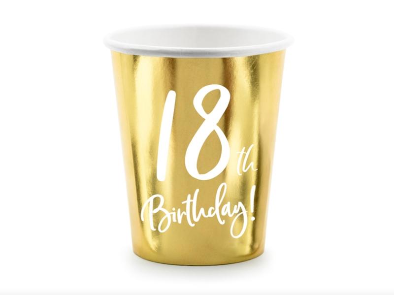KUBECZKI 18TH BIRTHDAY