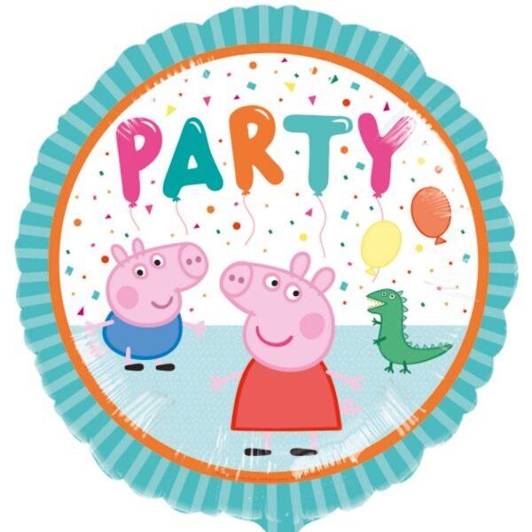 BALON PEPPA PIG PARTY